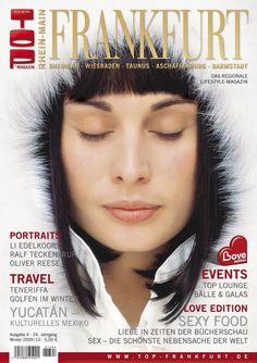TOP Magazin Frankfurt Rhein-Main /   Winter 2009/2010