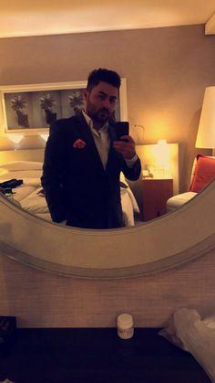 Beard suit hotel room