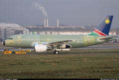 D-AVWK Air Namibia Airbus A319-100