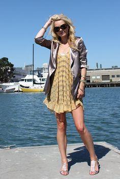 formal boatwear #splendidsummer