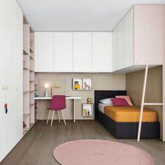 Battistella Nidi Tuki Bridge With A #Container Bed Room Modern Kids Bedroom,  Childrens Bedroom