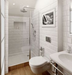 Classic style. White Tile BathroomsWhite ... & 100+ Bathroom Tile Ideas Design Wall Floor Size Small Gallery ...
