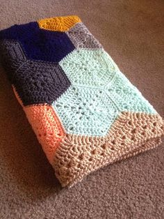 Items similar to BabyLove Brand Geometric Lace Blanket/Afghan, handmade crochet beautiful color/size baby throw - custom available - on Etsy Crochet Diy, Manta Crochet, Crochet For Kids, Crochet Crafts, Crochet Projects, Afghan Crochet Patterns, Crochet Stitches, Knitting Patterns, Crochet Afghans