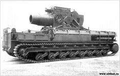 """600-мм самоходная мортира """"Карл"""""""