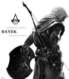 Assassins Creed ORIGINS Bayek ------- par PrussiaPoland