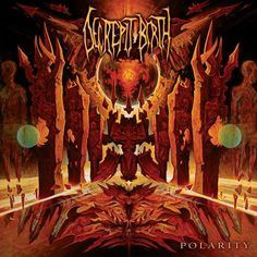 """Decrepit Birth, """"(A Departure Of The Sun) Ignite The Tesla Coil"""" 