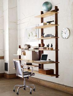 Argentinean architect Alejandro Sticotti's shelving collection