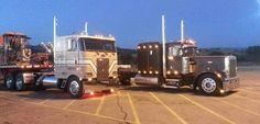 Pete's Semi Trucks, Big Trucks, Peterbilt, Rigs, Wedges, Big Rig Trucks