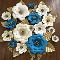 Hey, I found this really awesome Etsy listing at https://www.etsy.com/listing/269734061/wedding-decor-large-paper-flower