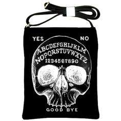 Gothic Shoulder Bags by Stuff of the Dead