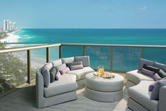 Grand Luxe Oceanfront Suites at The St. Regis Bal Harbour Resort