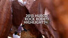 2013 Hueco Highlights by Louder Than Eleven. Louder Than Eleven is proud to present the 2013 2oth Annual Hueco Rock Rodeo Highlight reel featuring this years top pro climbers battling it out for a spot on the podium.  Follow Paul Robinson and Angie Payne on a quest for desert domination while they descend on East Mountain to battle for the podium.  For full results check out www.huecorodeo.com