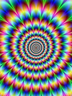 (D) Allez ! Une petite merveille d'illusion optique toujours dans notre thématique de la journée : les 60s/70s ! #UneSource