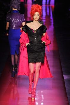 OBJECT OF INTEREST: JEAN PAUL GAUTIER - AMY WINEHOUSE COLLECTION