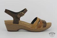Sportieve Sandaal - Panama Jack Dames Schoen - Bruin/ Cognac LANNI/B4 | Het Schoenencafe