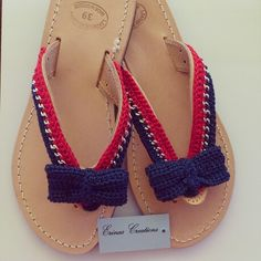 Marine sandals Handmade Clothes, Sandals, Heels, Women, Fashion, Diy Clothing, Heel, Moda, Shoes Sandals