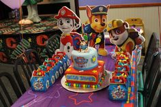Find awesome Paw Patrol party ideas and shop for Paw Patrol party supplies, party favours, party invitations, and decorations for an awesome birthday party!