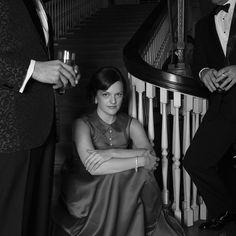 Mad Men Season 6 Cast Photos • Peggy Olson (Elisabeth Moss).  Photo Credit: Frank Ockenfels/AMC