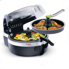Buy Tefal Actifry Fryer - Black at Argos. Thousands of products for same day delivery or fast store collection. Tefal Actifry, Actifry 2 In 1, Healthy Fryer, Cuisine Diverse, Air Fryer Recipes, Kitchen Gadgets, Kitchen Tools, Kitchen Appliances, Side Dishes