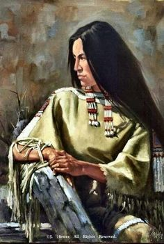 Woman of the Spirit