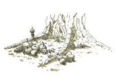 """Illustrations from my """"A Forest Story"""" children's book Watercolor Paper, Watercolor Paintings, Photo Print, Stories For Kids, All Pictures, Childrens Books, Fantasy, Illustrations, Prints"""