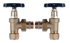 Traditional radiator valves, always there when you need them. Traditional Radiators, Radiator Valves, Designer Radiator
