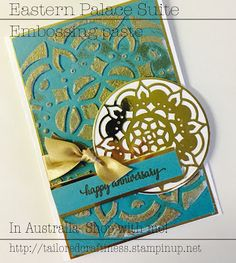 teamed with Climbing Orchid, Eastern Palace and Bike ride stamp sets! Eastern Palace, Wedding Anniversary Cards, Oriental, Have Some Fun, Stampin Up Cards, Climbing, Cardmaking, Orchids, Past