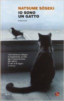 Copertine libri. Gatti neri. Io sono un gatto