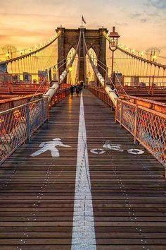 Brookling bridge