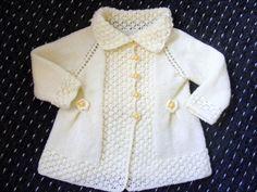 Ravelry: Bella coat by maybebaby designs