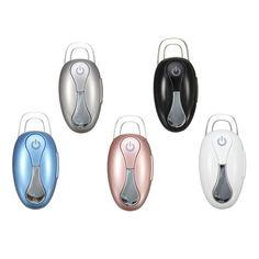 K17 Wireless Bluetooth V4.1 In-Ear Earphone Headset Headphone For Mobile Phones