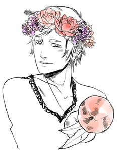 Cassandra Jean Jem and his flower crown (TID written by Guild Edwards) I decided to look up flowers based on their chinese meanings for Jem's . Cassandra Jean, Cassandra Clare Books, The Infernal Devices, Clary Y Jace, Clockwork Princess, Friendship Symbols, Shadowhunters The Mortal Instruments, The Dark Artifices, Shadow Hunters