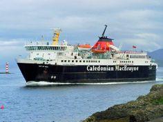 Caledonian MacBrayne. MV Isle of Mull