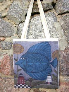 Bag with print from Mavka by DaWanda.com
