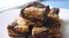 Starbucks Oat Fudge Bars  l  Rachel Ray
