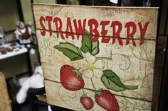 strawberry decorations for kitchen | Strawberry Kitchen Accessories - Strawberry ... | Strawberry love...
