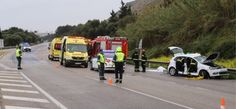 Zwei Tote bei Unfall auf Mallorca