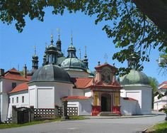 Tábor - Klokoty monastery