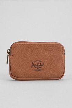 d643284748701 Herschel Supply Co. Leather Oxford Pouch Herschel Supply Co
