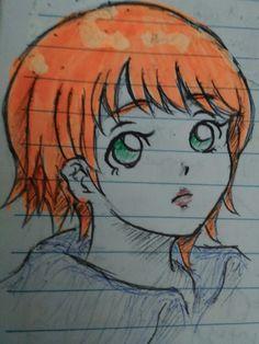 Anime girl - cute