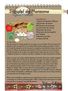 Snack Recipes, Dessert Recipes, Cooking Recipes, Desserts, Mexican Sweet Breads, Healthy Carbs, Profiteroles, Pie Cake, Food Illustrations