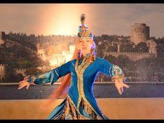 رقص سنتی ایرانی توسط رقصنده اکراینی