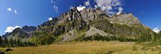 Parco Devero - Veglia, Alpe Buscagna, Alps, Italy