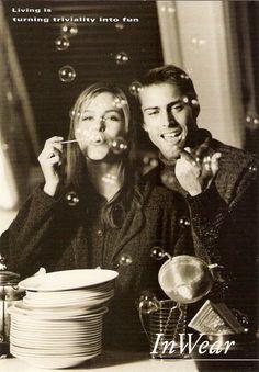 Renee Simonsen & Greg Hansen by  Morten Bjarnhof (?) (1994)