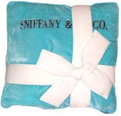 Sniffany & Co. Pillow
