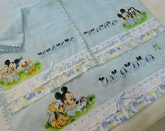 Kit Fralda Disney