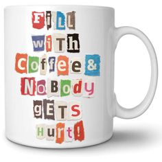 Mixed Messages Mug £10.99