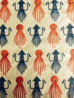 Octopus & squid by PataPri on Flickr