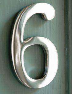 Burgon & Ball House Number
