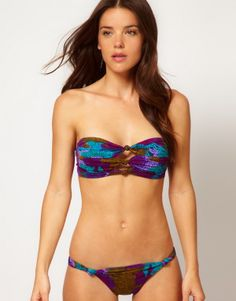 Spring/Summer 2013 Bandeau Bikini Trends